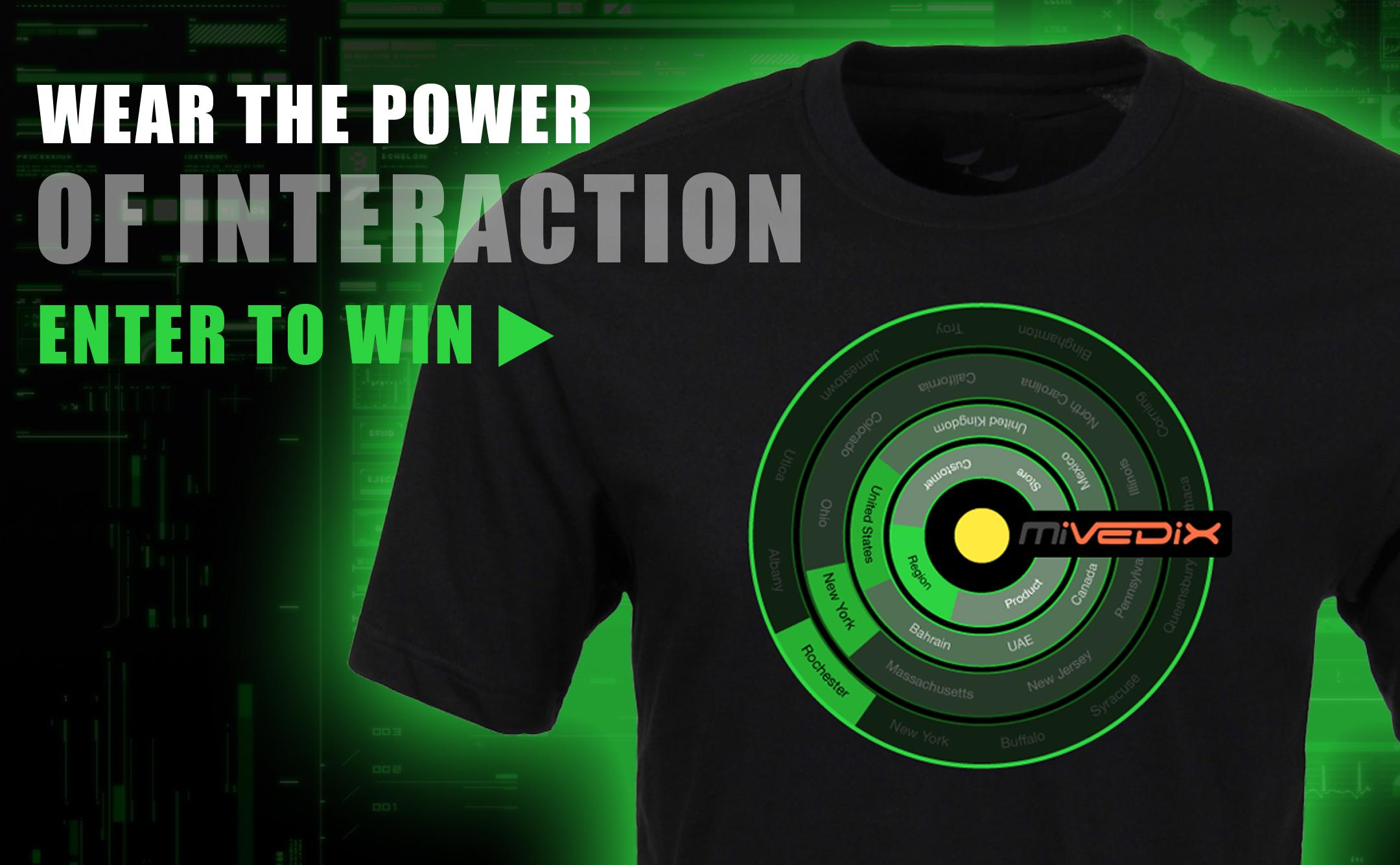 Enter to Win an iVEDiX T-Shirt