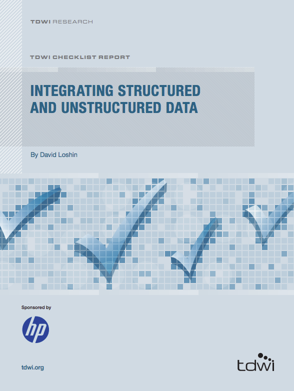 Beginning to Understand Structured & Unstructured Data