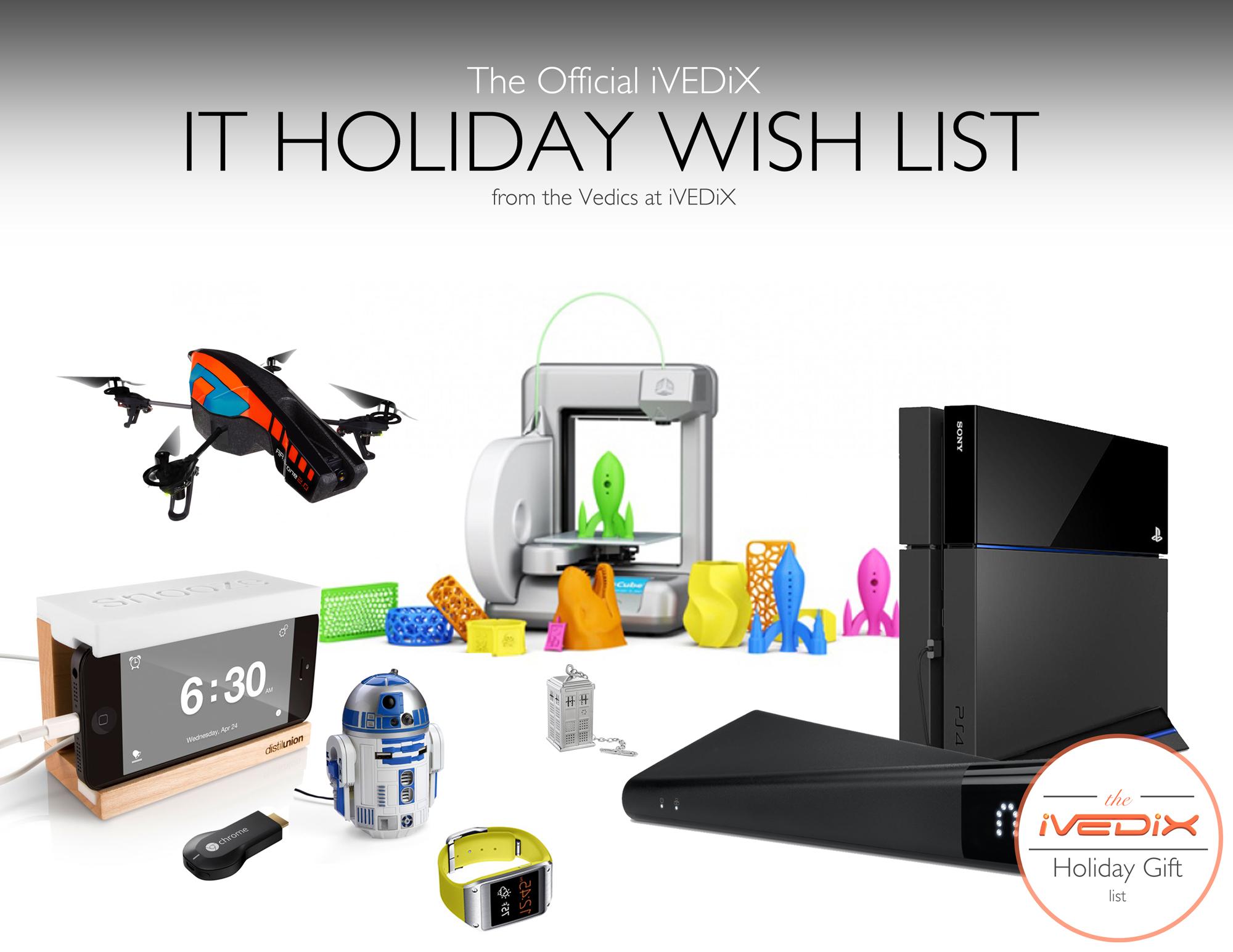 IT Holiday Wish List