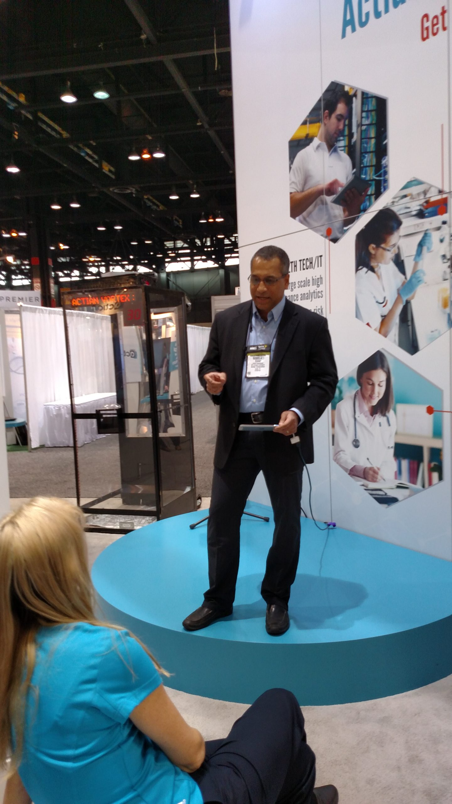 Improving Patient Care: HIMSS15 Highlights