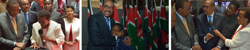 UNAIDS and Kenya Launch Data and Technology Partnership