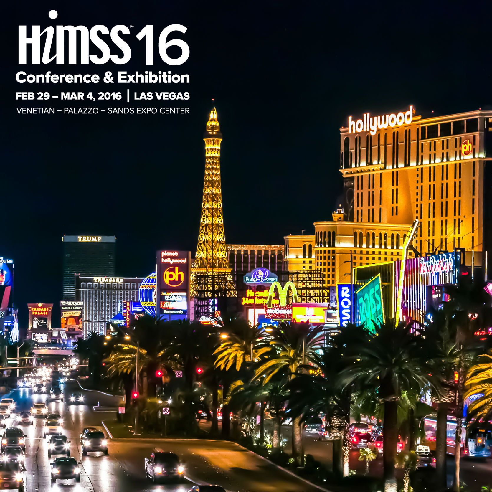 #HIMSS16 Expo: iVEDiX Presentation Guide