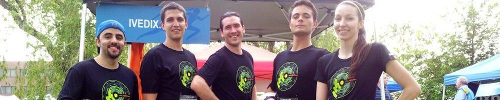 The Legends of Tomorrow Running iVEDiX