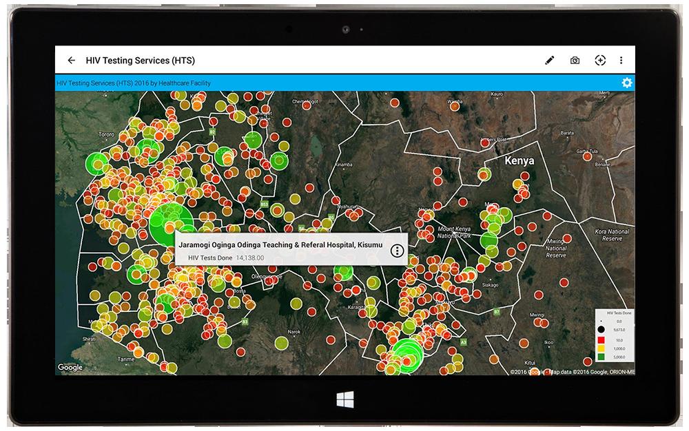 sdg data visualization 1