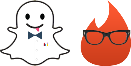 Snapchat and Tinder for the Enterprise?