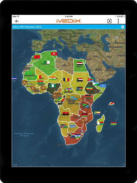 Africa screenshot